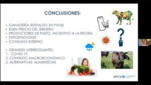 ExpoRural 2020:»Carne argentina, un preciado producto del consumo interno y externo»