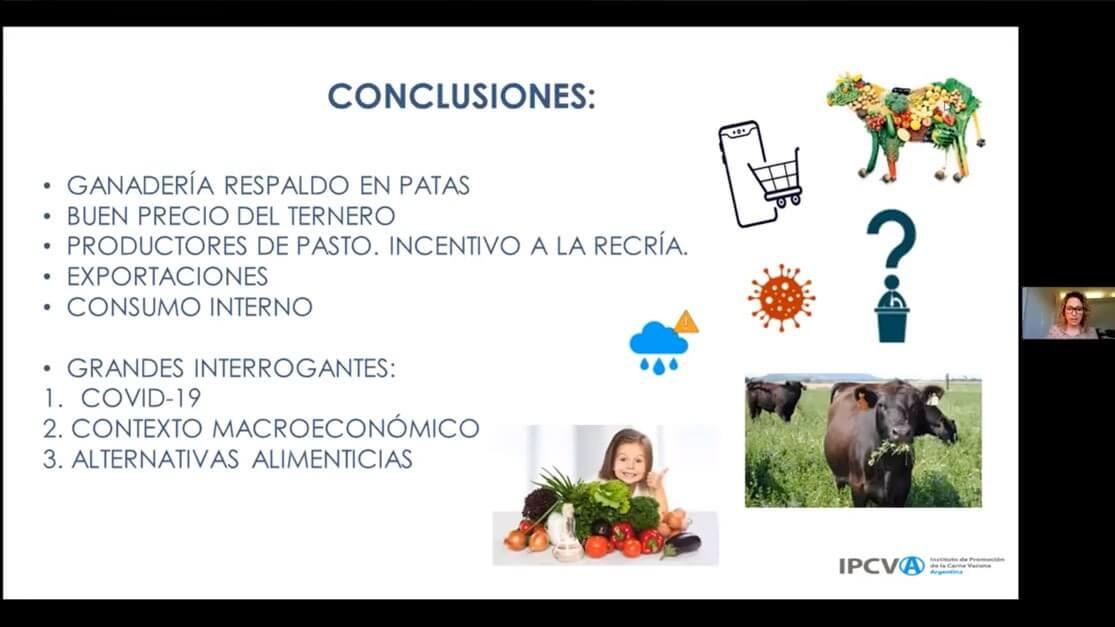 En este momento estás viendo ExpoRural 2020:»Carne argentina, un preciado producto del consumo interno y externo»