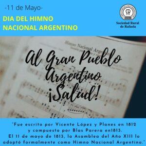 Lee más sobre el artículo Día del Himno Nacional Argentino