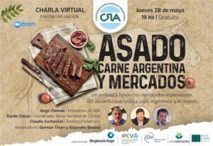 Lee más sobre el artículo ASADO,CARNE ARGENTINA Y MERCADOS
