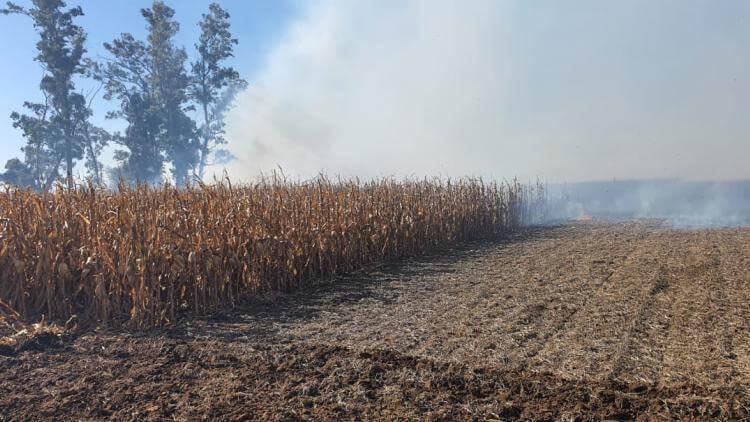 En este momento estás viendo La Mesa Agropecuaria de Santa Fe repudia los atentados contra los productores agropecuarios