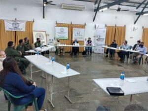 La Sociedad Rural de Rafaela, el Ministerio de Seguridad y el Municipio se reunieron para analizar el delito rural