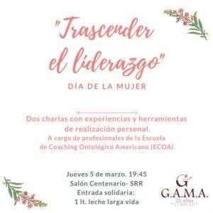 Atractiva propuesta de GAMA para el Día de la Mujer, en el año de su 25° aniversario.