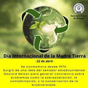 Lee más sobre el artículo Día Internacional de la Madre Tierra