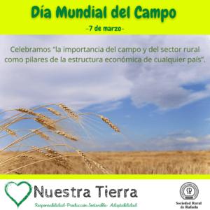 Lee más sobre el artículo 7 de Marzo: Día del Campo