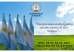 Lee más sobre el artículo 25 de Mayo: Día de la PATRIA