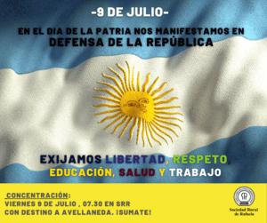 Lee más sobre el artículo ¡Que las banderas argentinas nos representen!