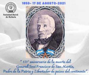 Lee más sobre el artículo 17 de Agosto-Aniversario de la muerte del Gral. José de San Martín. Un día para reflexionar…